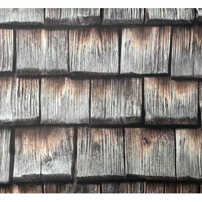 Tapeta J34808 stare drewniane deski z efektem 3D