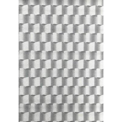 Tapeta 745238 szare połyskujące kostki z efektem 3D