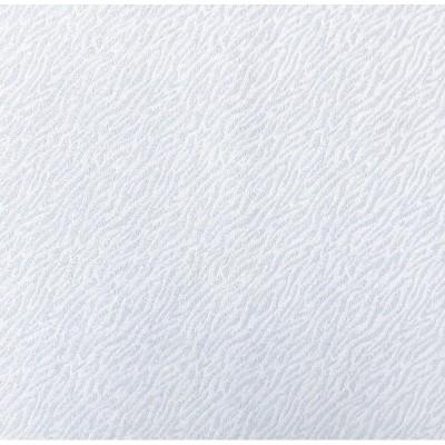 Tapeta 6612-30 jasna szarobłękitna tłoczona z brokatem