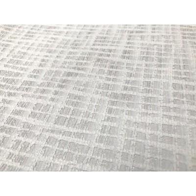 Tapeta 6619-40 jasno szara tłoczone tło