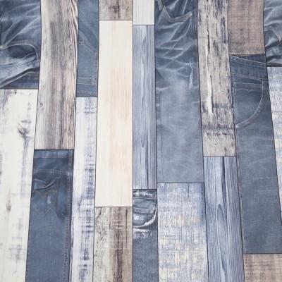 Tapeta LG171101 jeansowe deski