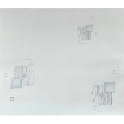Tapeta A15602 małe kwadraty na biały wzór