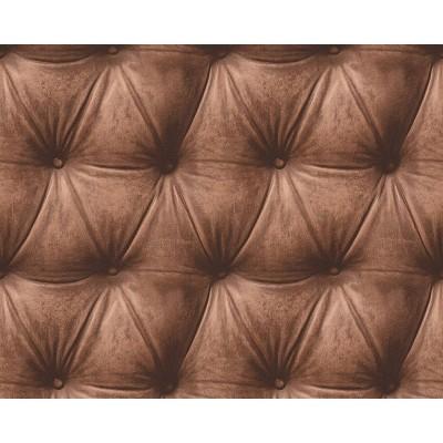 Tapeta 95877-2 pikowana skóra poduszki