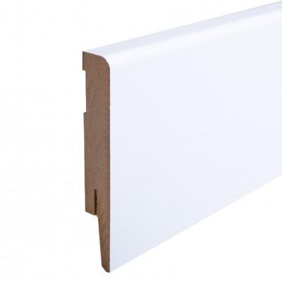 Listwa przypodłogowa MDF 10 CLASSIC biała