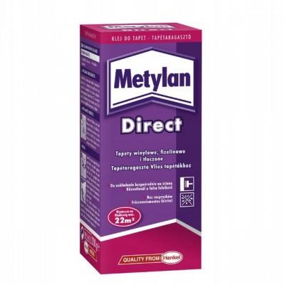 Klej do tapet flizelinowych METYLAN DIRECT 200 gram