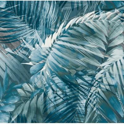TAPETA 170705 palma liście palmy FLIZELINA