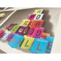 TAPETA 6350 Dziecięca półki z zabawkami piękny efekt